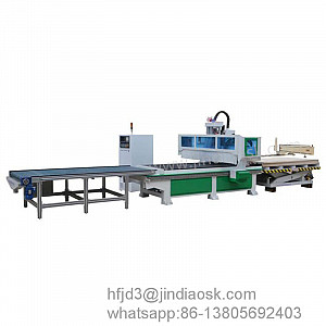 Furniture making machine cnc drilling and milling cnc router center