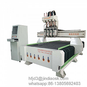 Multi Spindles CNC Router Manufacturer from China Hefei