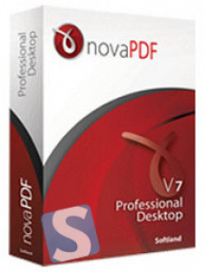 novaPDF Professional Desktop 7.7 build 392 - ویرایش PDF